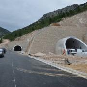 Tunnel Mali Prolog Westportal